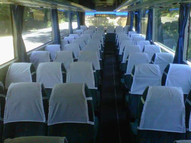 interior bus besar