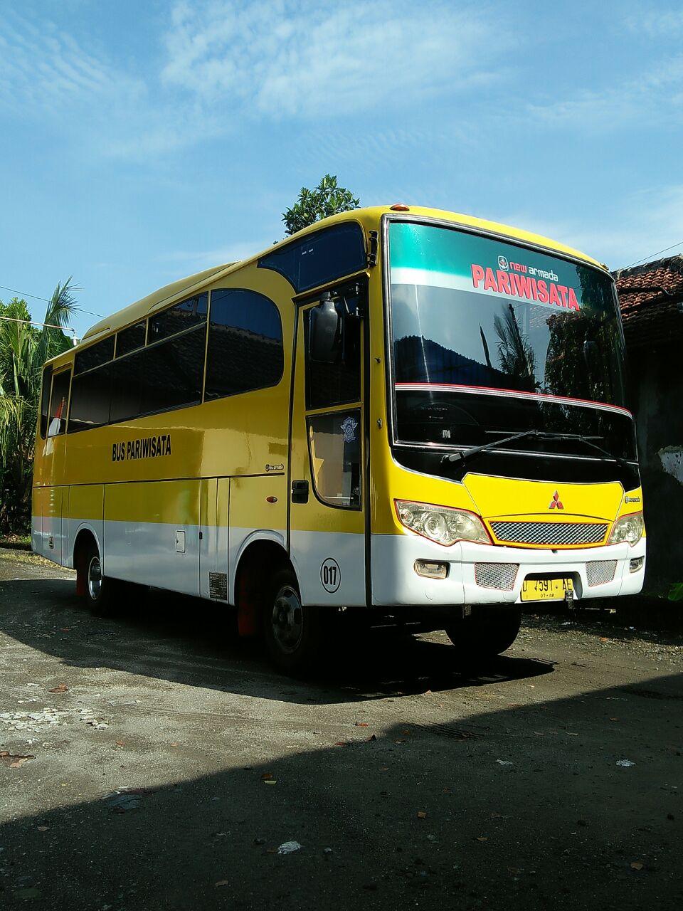 Bus Pariwisata Non Ac Seat 27-30